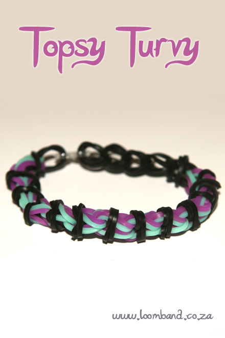 topsy turvy bracelet