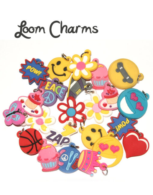loom band charms