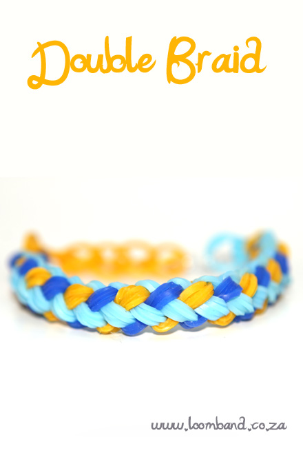 double braid bracelet