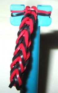 fishtail rainbow loom