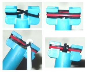 mini loom fishtail
