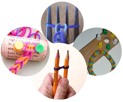 make own loom tools