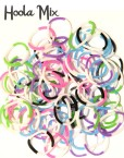 hoola mix rubber loom bands