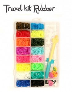 Loomband Travel Kit - 800 piece kit