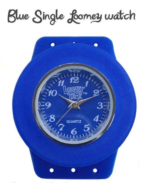 Loomey Time Single Watch Blue