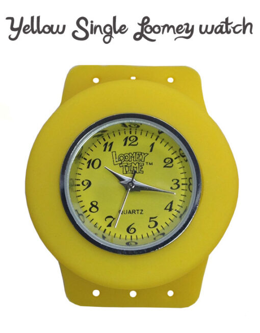Loomey Time Single Watch yellow