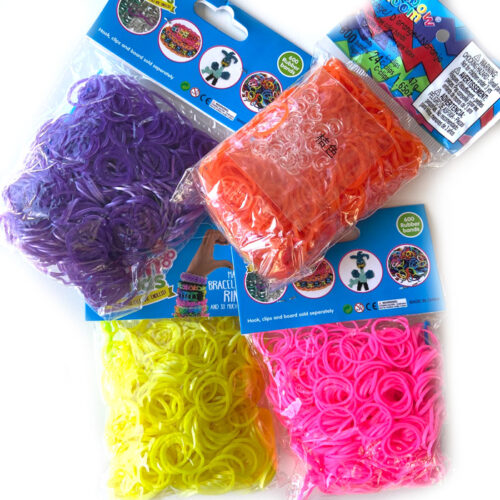 Arcade loomband set 4 pack